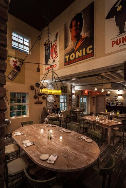 Italian Restaurants Best In Miami Osteria Baiocco Miami